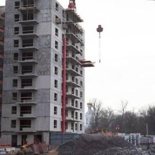 Строительство жк айно декабрь 2013